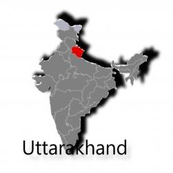 uttarakhand In India